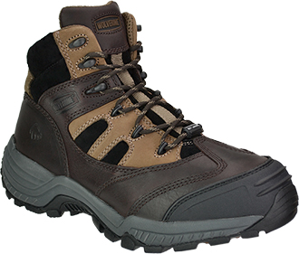 Men's Wolverine Composite Toe Metguard Work Boot W05094