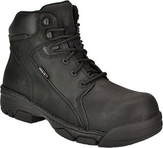 "Men's Wolverine 6"" Composite Toe Metal Free Work Boot W02377"