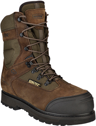 "Men's Wolverine 8"" Composite Toe WP/Insulated Hunting Boot W05551"