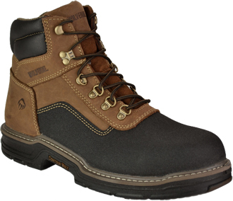 "Men's Wolverine 6"" Composite Toe WP Work Boot W02252"