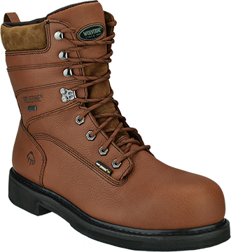 "Men's Wolverine 8"" Composite Toe WP Work Boot W02566"