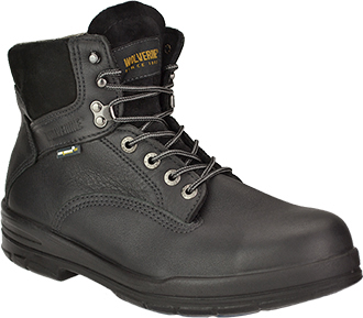 "Men's Wolverine 6"" Steel Toe Work Boot W03121"