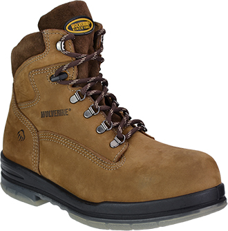 "Men's Wolverine 6"" Steel Toe WP/Insulated Work Boot W03294"