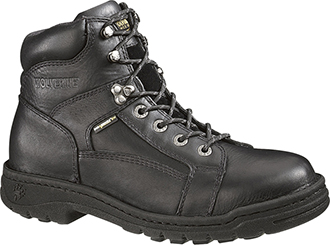 "Men's Wolverine 6"" Steel Toe Work Boot W04421"