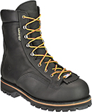 "Men's Wolverine 8"" Steel Toe WP/Insulated Work Boot (U.S.A.) W02712"