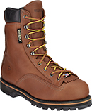 "Men's Wolverine 8"" Steel Toe WP Work Boot (U.S.A.) W02707"