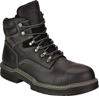 "Men's Wolverine 6"" Steel Toe Work Boot W02420"