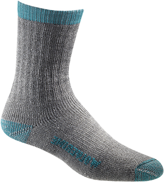 Women's Wolverine 2-Pair-Pack Merino Wool Sock (U.S.A.) W97927270-317