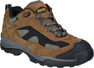 Men's Wolverine Steel Toe Work Shoe W02071