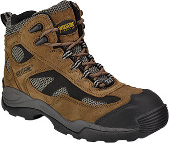 Men's Wolverine Steel Toe Work Shoe W02072