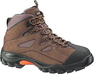 Men's Wolverine Steel Toe Hiker Work Boot W02194