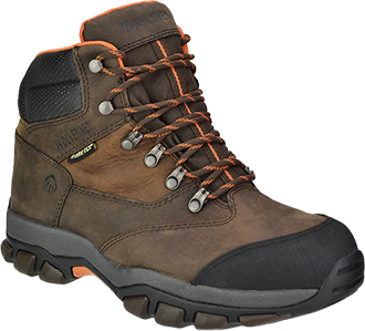 Men's Wolverine Steel Toe WP Hiker Work Boot W04978