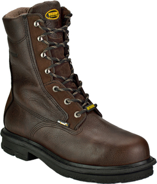 "Men's Wolverine 8"" Steel Toe Metguard Work Boot W01664"