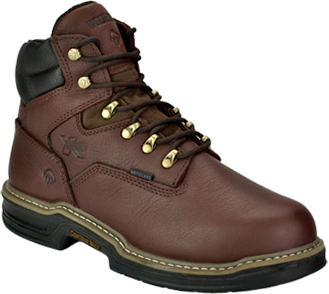 "Men's Wolverine 6"" Steel Toe Metguard WP Work Boot W02406"