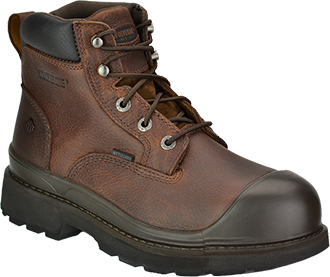 "Men's Wolverine 6"" Steel Toe Metguard Work Boot W04659"
