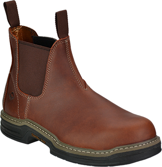 Men's Wolverine Steel Toe Slip-On Work Boot W02410