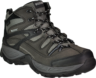Men's Wolverine Steel Toe WP Hiker Work Boot W04117