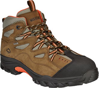 Men's Wolverine Steel Toe WP Hiker Work Boot W02625