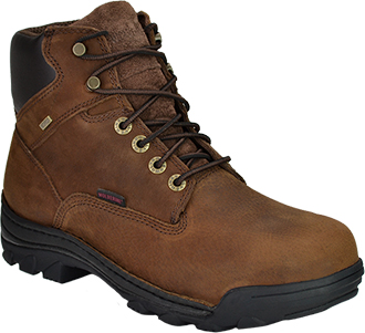 "Men's Wolverine 6"" Steel Toe WP Work Boot W05483"