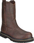 "Men's Wolverine 10"" Steel Toe Wellington Work Boot W03146"