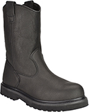 "Men's Wolverine 10"" Steel Toe Wellington Work Boot W03147"