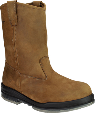 "Men's Wolverine 10"" Steel Toe WP/Insulated Wellington Work Boot W03258"