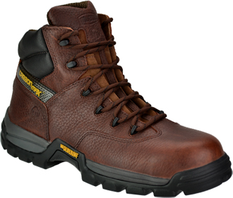 "Men's Wolverine 6"" Composite Toe Work Boot W02292"