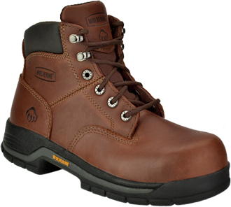 "Women's Wolverine 6"" Steel Toe Work Boot W04675"