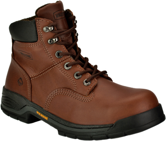 "Men's Wolverine 6"" Steel Toe Work Boot W04904"