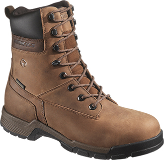 "Men's Wolverine 8"" Composite Toe WP Metal Free Work Boot W10150"
