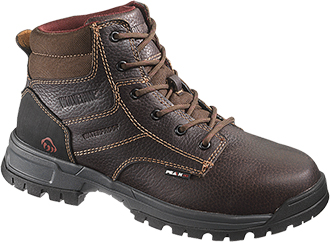 "Men's Wolverine 6"" Composite Toe WP Work Boot W10176"