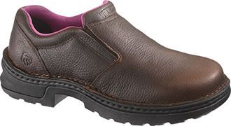 Women's Wolverine Steel Toe Slip-On Work Shoe W10192