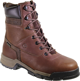 "Men's Wolverine 8"" Composite Toe WP/Insulated Metal Free Work Boot W10253"