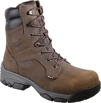"Men's Wolverine 8"" Composite Toe WP Work Boot W10259"