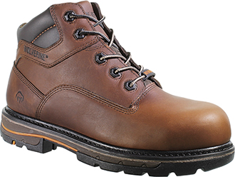 "Men's Wolverine 6"" Composite Toe WP Work Boot W10267"