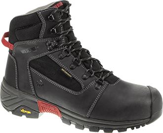 "Men's Wolverine 6"" Composite Toe WP Hiker Work Boot W10293"