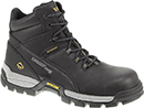 "Men's Wolverine 6"" Composite Toe WP Reflective Work Boot W10304"