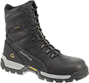 Reflective Trim Steel Toe Boots