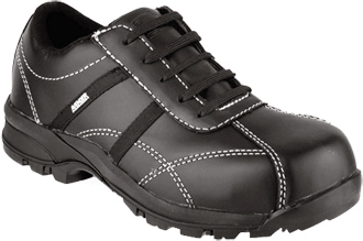 Women's Avenger Composite Toe Work Shoe A7151