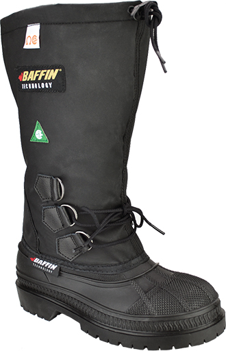 Women's Baffin Steel Toe Insulated Work Boot 8757-1251-001