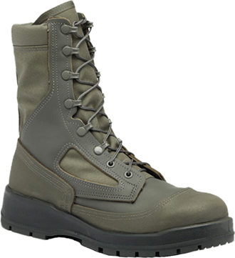 "Women's Belleville 8"" Steel Toe WP Military Boot (U.S.A.) F680ST"