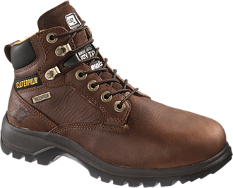 Women's Caterpillar Alloy Toe WP/Insulated Work Boot P90042