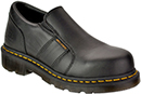 Women's Dr. Martens Steel Toe Slip-On Work Shoe R13929001