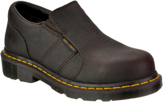Women's Dr. Martens Steel Toe Slip-On Work Shoe R13929201