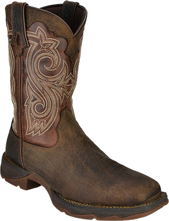 "Women's Durango 10"" Steel Toe Western Work Boot RD3315"
