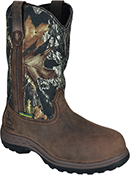 Women�s Wellington Steel Toe Boots and Women�s Wellington Composite Toe Boots at Steel-Toe-Shoes.com.