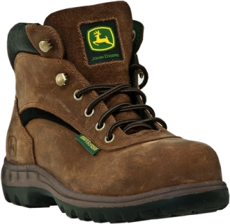 "Women's John Deere 5"" Steel Toe WP Work Boot JD3624"