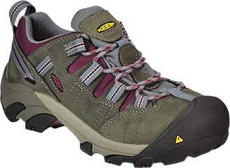 Women's Keen Steel Toe WP Work Shoe 1007016
