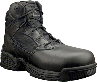 "Women's Magnum 6"" Composite Toe Metal Free Side-Zipper Boot MAG-5299"