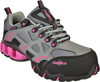 Women's Nautilus Composite Toe WP Metal Free Work Shoe 1851